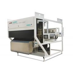 中科履带式矿石色选机BS1280-D  1公分-5公分大小颗粒专用色选机 湿选矿石分选的图片
