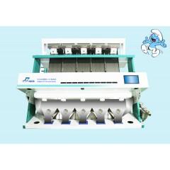 4-140目,2012年投放市場,超5年穩定運行,藍精靈1.0微粒石英砂專用色選機