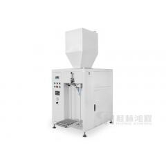 DZBF03多功能阀口粉体包装机包装机械阀口包装机半自动的图片