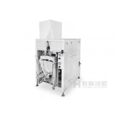 DZBF03多功能閥口粉體包裝機半自動顆粒包裝機械的圖片