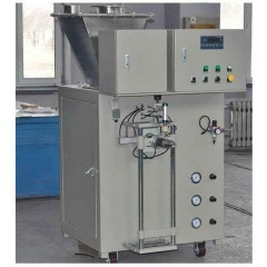ZBC01自動敞口包裝機粉料包裝機械的圖片