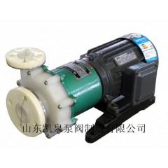 氟塑料磁力驱动泵的图片