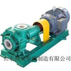 耐腐耐磨耐高温离心泵的图片