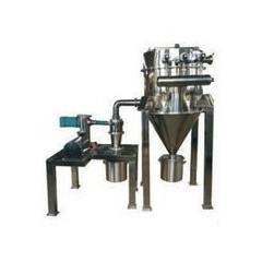 实验室用气流粉碎机(流化床式)的图片