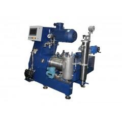 NMM-10型离心分离式纳米陶瓷砂磨机的图片