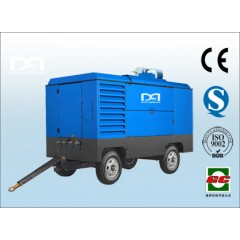 DMCY柴油移动螺杆空压机(四轮)