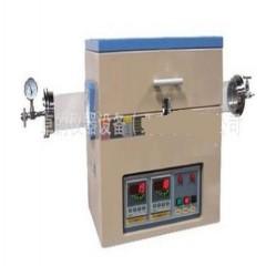 双温区管式电炉 温场均衡 节能省电