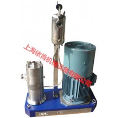 可溶性聚四氟乙烯浓缩分散液高速乳化机的图片