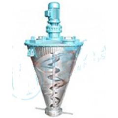 锥形螺带混合機的图片