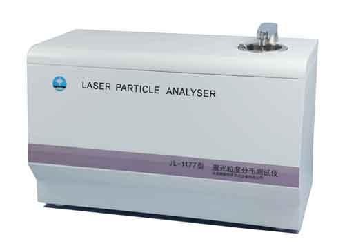 成都精新激光粒度分析仪的图片