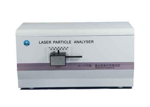 全自动干法激光粒度仪的图片