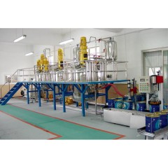 年产2000吨SDL-C1型一体化涂料成套生产设备