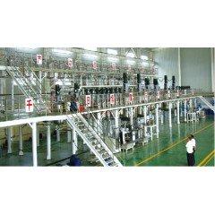 威海新元-年产10000吨油漆及乳胶漆自动化生产线