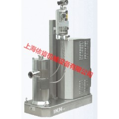 IKN中试型均质机,立式高剪切均质机的图片