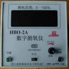 氧氣分析儀 氧電極HBO-2A數字測氧儀
