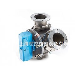 球塞式分向閥(Powder&Pellet Diverter Valve)