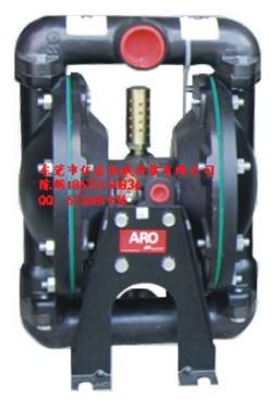 英格索兰气动隔膜泵的图片