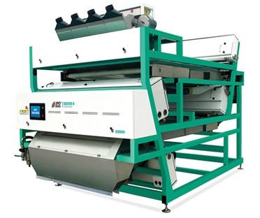 工业用品专用色选机  就选中科光电  双层履带色选机的图片