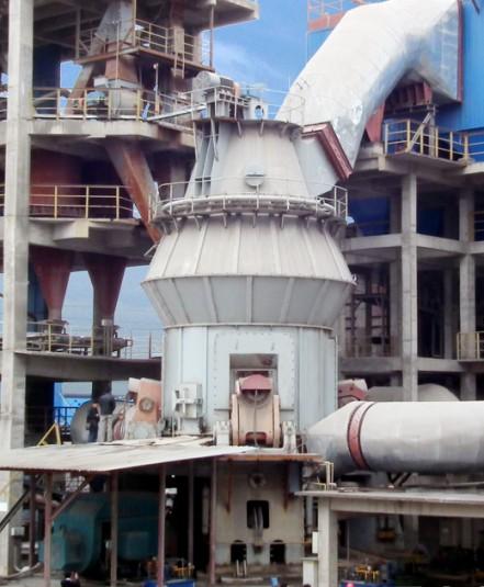 HRM矿渣立式磨图片