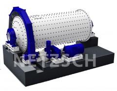 Taurus - 生產精細和超精細物料的球磨機