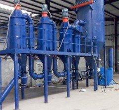 磨料专用气流分级机的图片