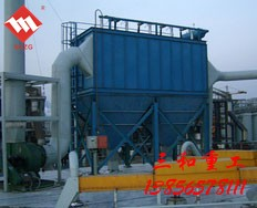 PPW系列氣箱脈沖袋除塵器