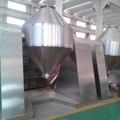 容积1200L锂电池材料双锥回转真空干燥机的图片