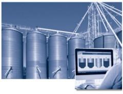 可视化料位监视系统