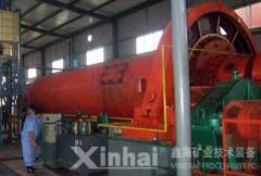 【湿式棒磨机】鑫海棒磨机厂低价出售棒磨机设备的图片