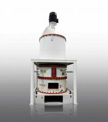 HCH系列2500目一次達到非金屬礦超細磨粉機的圖片