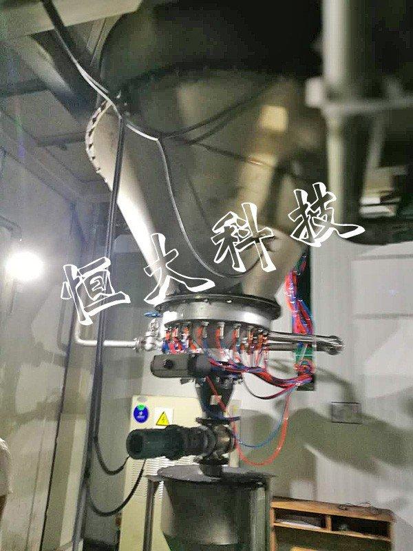 大容量脉冲式气流混合机的图片