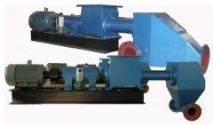 低压连续螺旋气力输送泵的图片