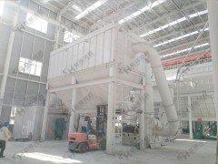 HC1700大型雷蒙磨粉機高產高效碳素石墨磨粉機的圖片