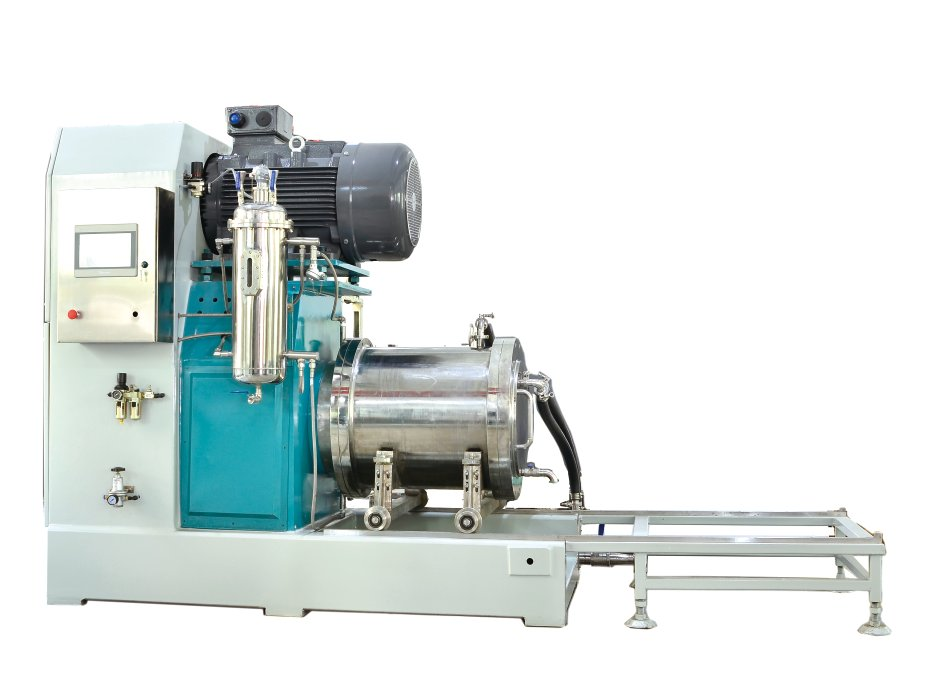 鈦酸鋰90L砂磨機的圖片