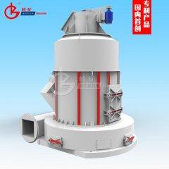 新配置國內一流減速機的6R雷蒙磨粉機GK-1720型