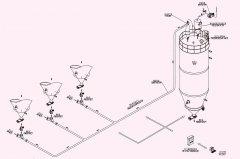 负压稀相气力输送系统