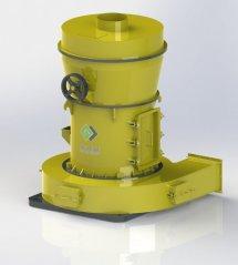 5R4119石灰石400-700小时免维护磨辊装置雷蒙磨粉机