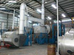 高產量工業活性炭生產線成套設備