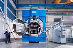 MOV HP型真空擴散焊/熱壓爐