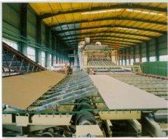 紙面石膏板生產線