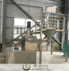 茶叶专用气流粉碎机的图片
