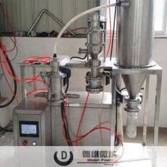 小型实验室气流粉碎机的图片