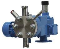 液壓雙隔膜計量泵