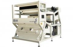 谷鑫1公分到3公分石英石專用色選機每小時10噸以上大產量機型的圖片