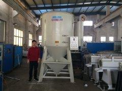 立式搅拌干燥机 塑料混合机拌色机 饲料干燥机