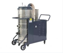 PKD系列濾筒振塵工業吸塵器圖片