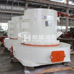 鸿程HC1000重晶石高压磨粉机白矾打粉磨机白云石雷蒙磨粉机