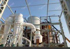 鸿程HC1600 矿石磨粉机成套设备 高岭土碳酸钙雷蒙机 粉碎设备