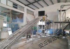 碳酸鋇噸袋拆包機、鈣粉噸袋破袋站自動計量