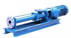 LX系列低压螺旋输送泵